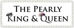pearly king and queen button